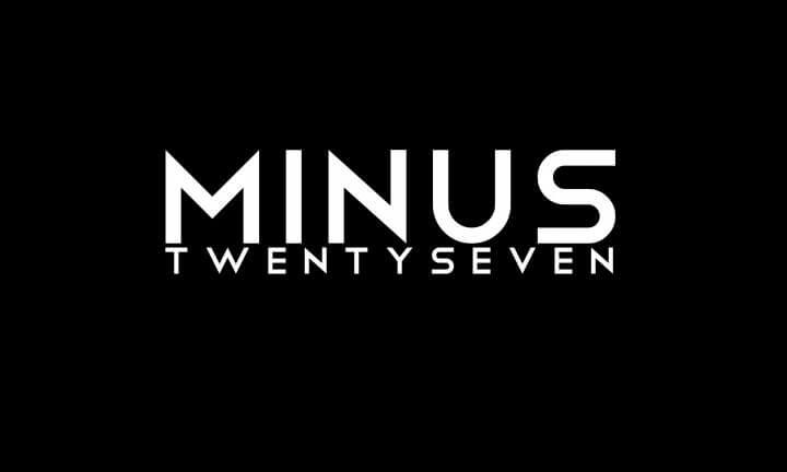 Minus 27 logo
